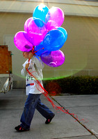Hey, Girl With the Balloons!