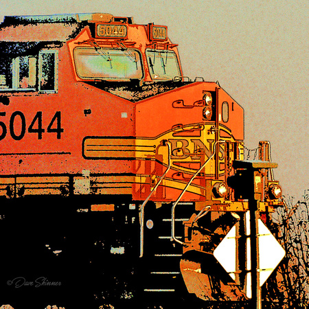 Union Pacific Intruder